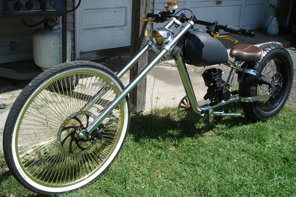 The OfFiCIaL Low Rider Motorized Bicycle Thread - Page 3 ...
